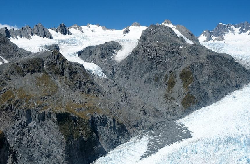 Helikopterflug über die Berge und Gletscher – (m)ein Geburtstagsgeschenk