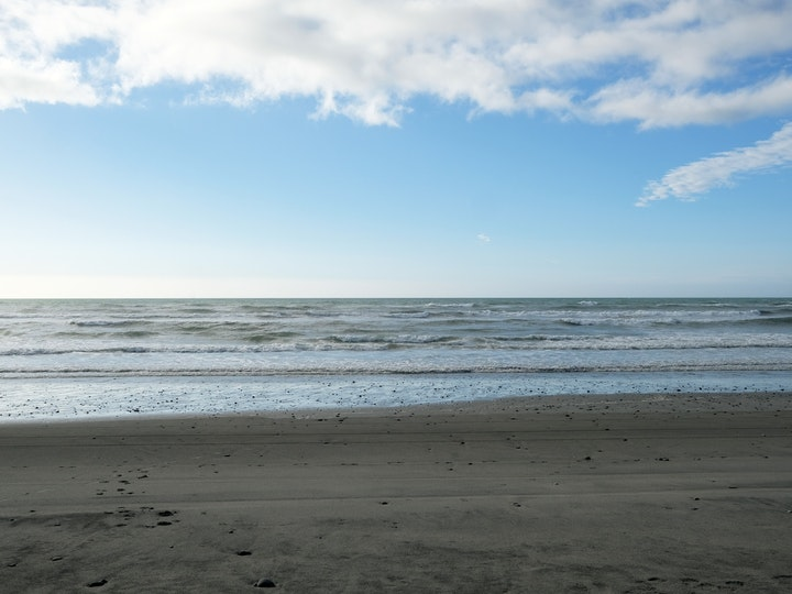 Suedinsel Neuseeland Granity 2