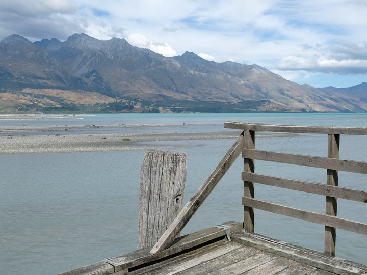 Suedinsel Neuseeland Kinloch 4