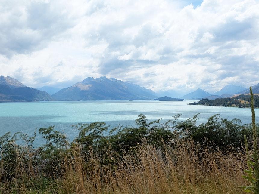Suedinsel Neuseeland Lake Hawea 2