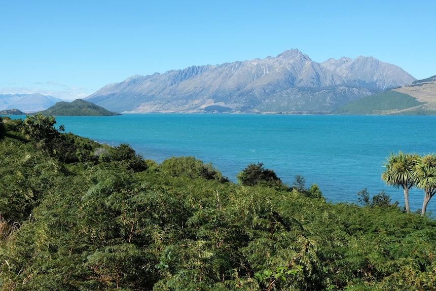 Von See zu See – Lake Wakatipu, Queenstown