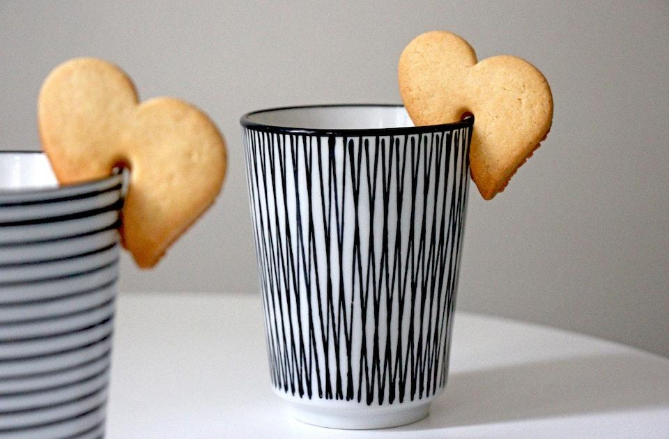 Tassenkekse Eine Herzensangelegenheit 1