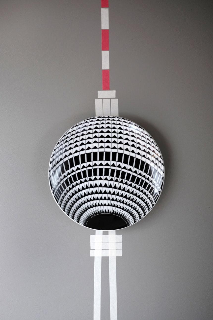 Fernsehturm Teller S Wert Design 7