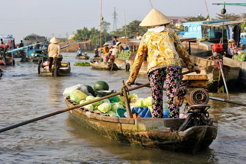 Travel Edition 13 Das Mekongdelta 12