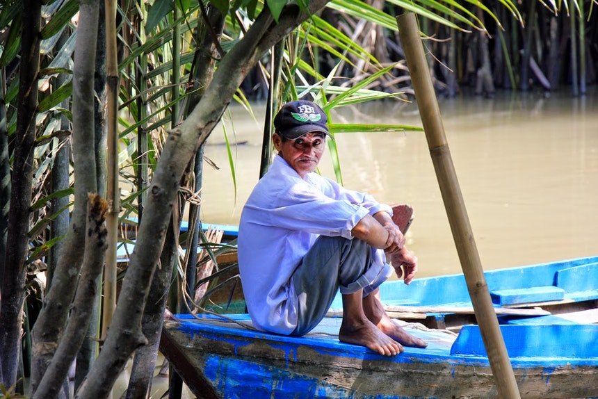 Travel Edition 13 Das Mekongdelta 22