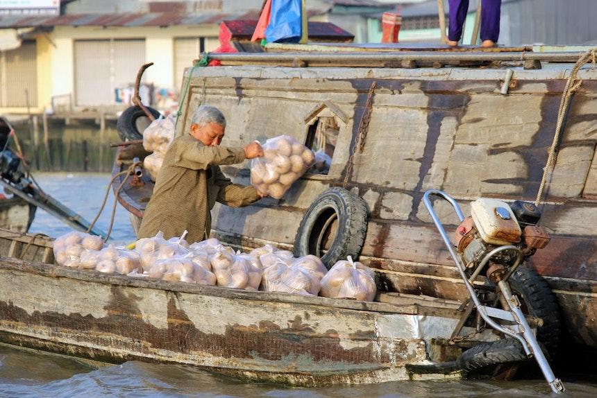 Travel Edition 13 Das Mekongdelta 5