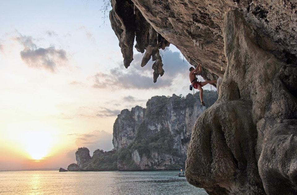Klettern in Ton Sai
