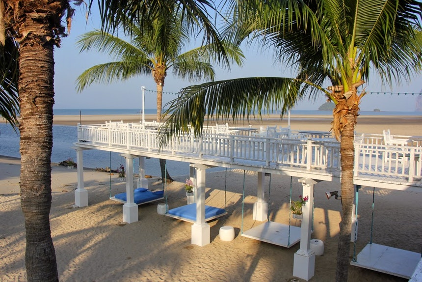 »The Beach House«