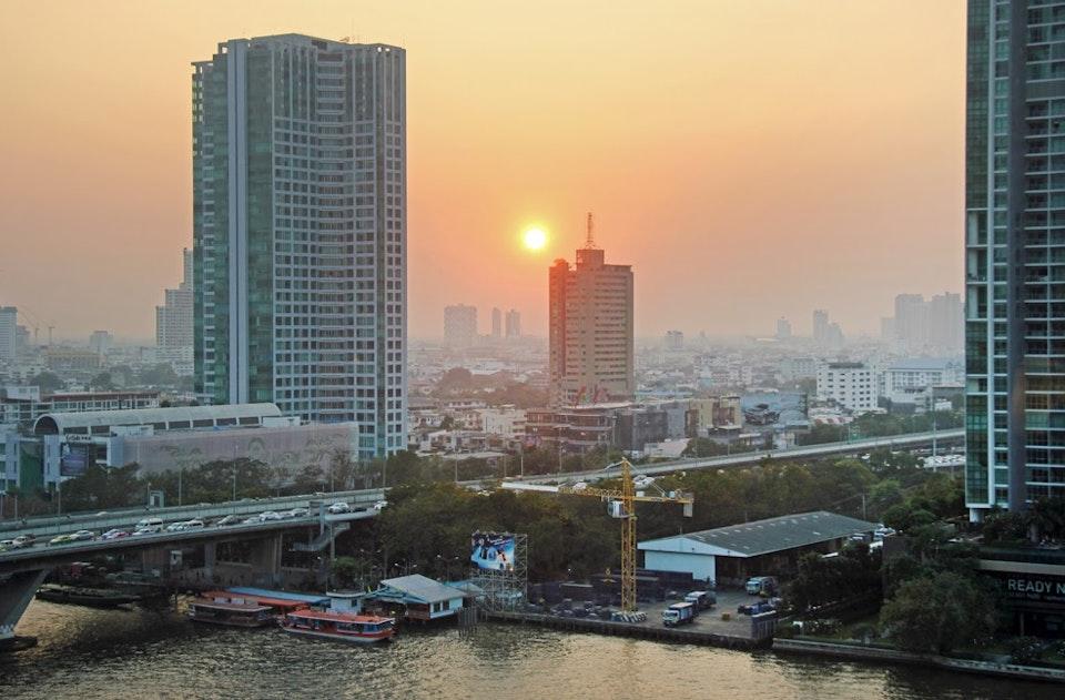 Travel Edition 6 Shangri La Hotel Bangkok 1