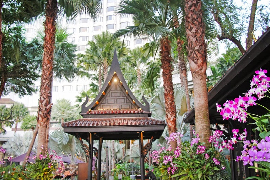Travel Edition 6 Shangri La Hotel Bangkok 5