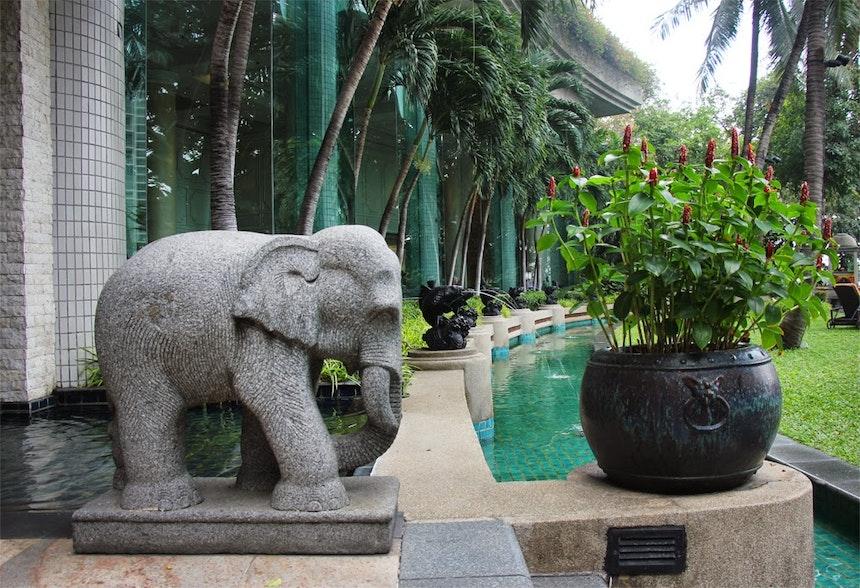 Travel Edition 6 Shangri La Hotel Bangkok 6