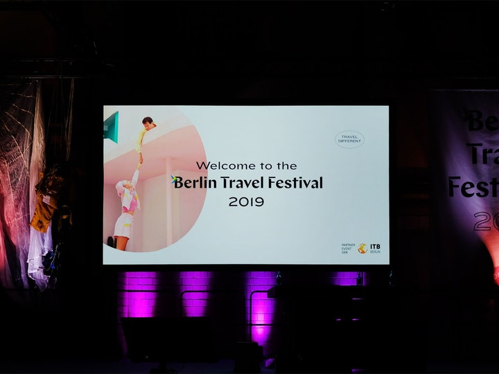 Travel Festival Berlin 16