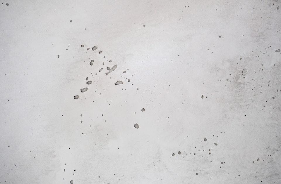 Betonoptik – Eine der vielen kreativen Oberflächen, hergestellt mit TRENDZEMENT