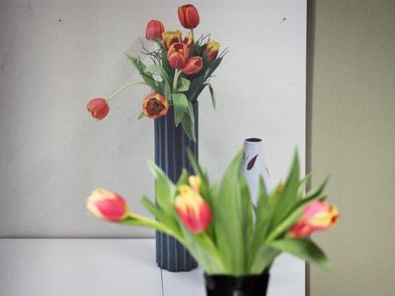 Tulips Reverse 1