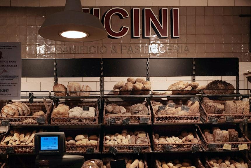 Bäckerei Ficini, Via Bertholet 30, San Salvario