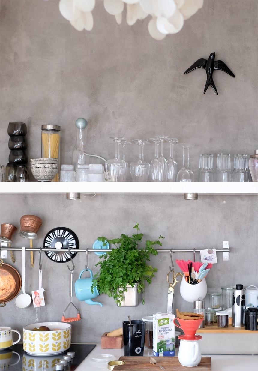 Küchen-Stilleben