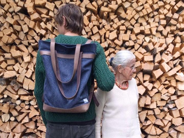 Max Schippmann & Oma Esser