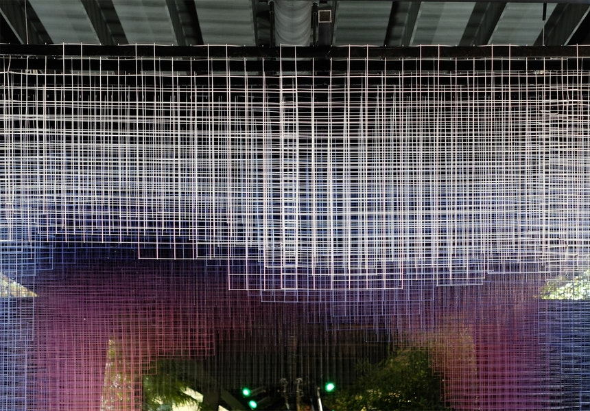 EXIT – Installation »Resolution«, Quintessenz