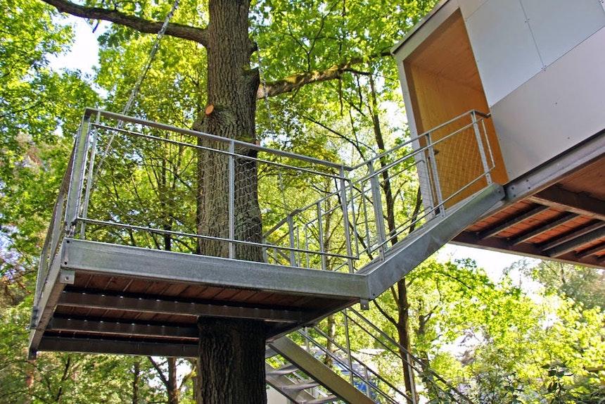 Urban Treehouse 1