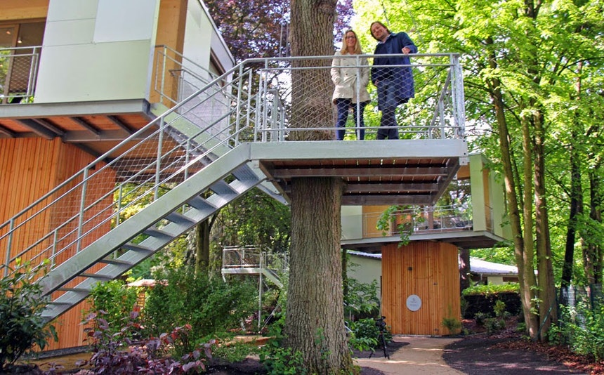 Urban Treehouse 7