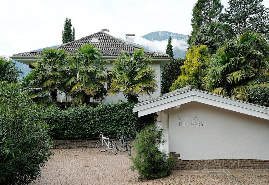 Willkommen in der Villa Fluggi!