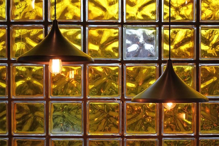 Leuchten Ottoman