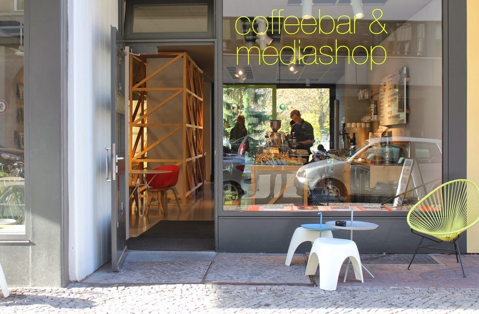 Westberlin Coffeebar Mediashop 2