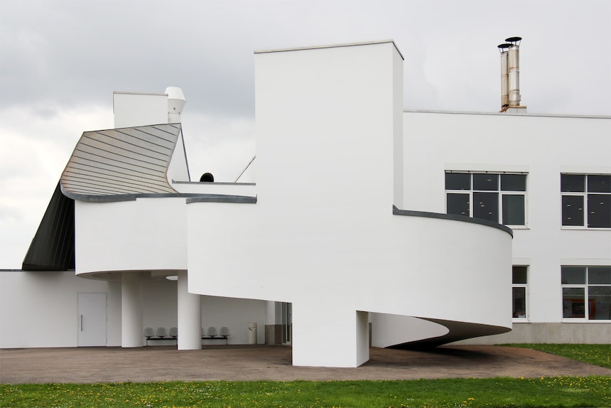Factory Building, Frank Gehry, 1989